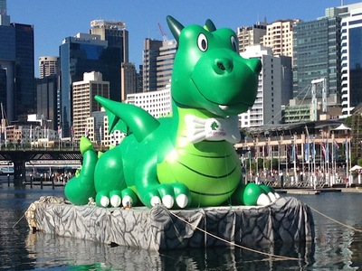 Inflatable Dragon Inflatable