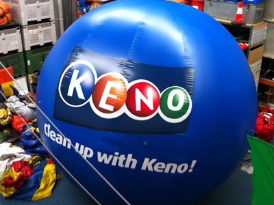 Giant Inflatable Keent Evnt Ball image